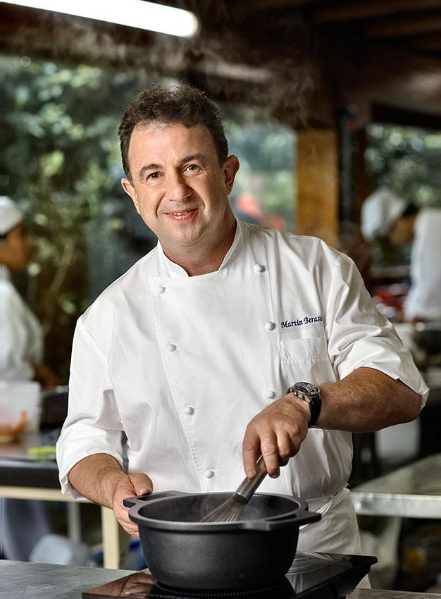Martin Berasategui | Arminan Catering