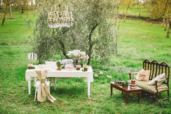 Boda a la italiana | Armiñan Catering