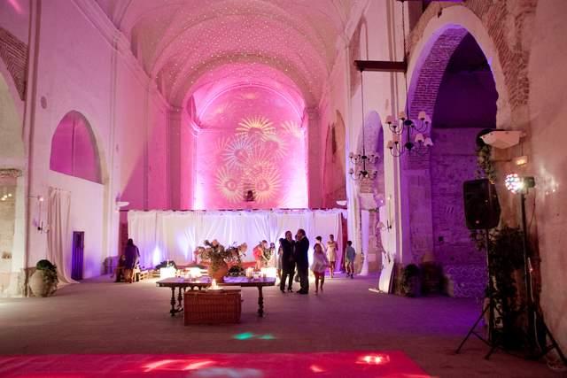 Abadía de Parraces | Armiñan Catering