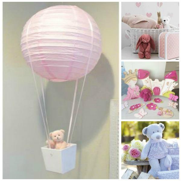 Idea regalos para recién nacidos