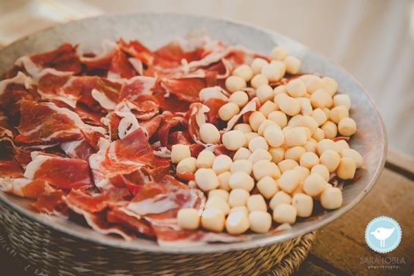 Boda-tipo-cóctel-Jamón-ibérico-Armiñan-Catering