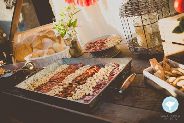 Boda tipo cóctel | Armiñan Catering