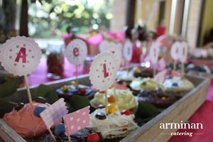 Catering-para-cumpleaños-infantiles-CupCakes-Armiñan Catering. Catering Madrid