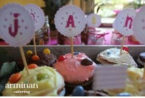 Catering-para-cumpleaños-infantiles-Detalles-nombre2-Armiñan Catering. Catering Madrid