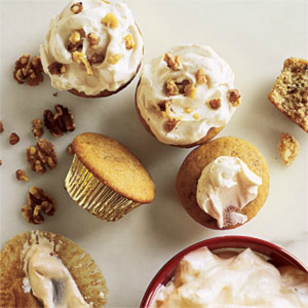 Cupcakes nueces