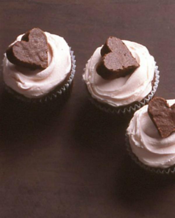 Cupcakes dia romantico