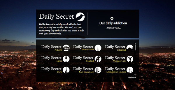 Madrid Daily Secret