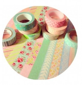 Ideas DIY para Navidad-Taller Washi Tape Mania by Soufflé y Chris Bravo