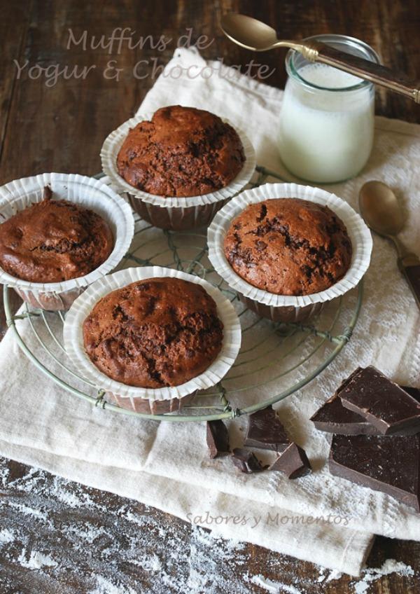 Muffins Sabores y momentos