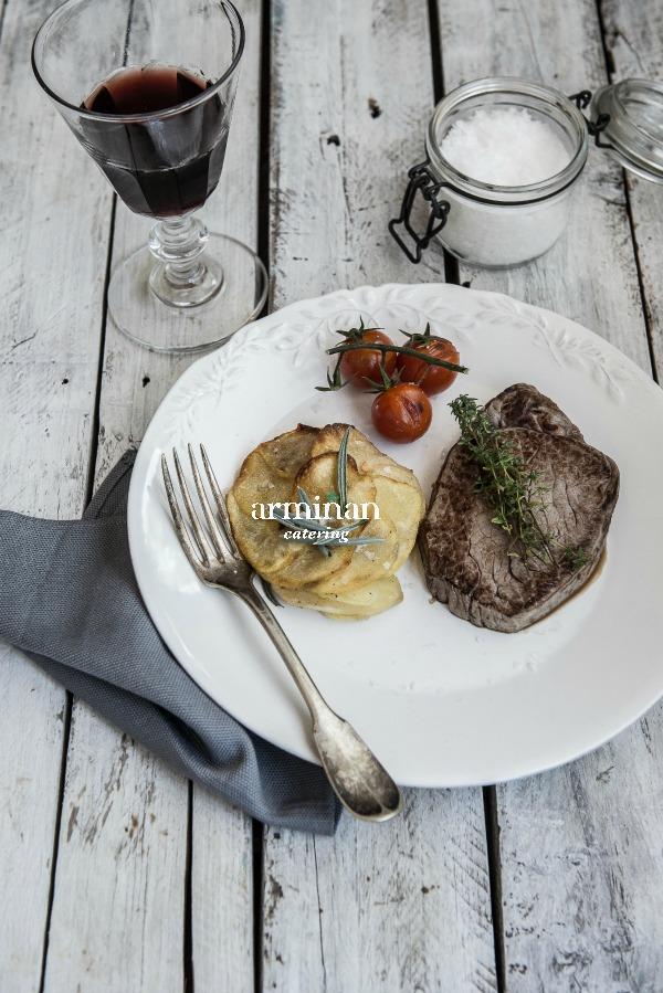 Fotos-armiñan-catering. Solomillo