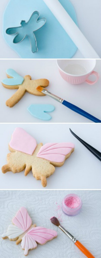 Tutorial como decorar galletas
