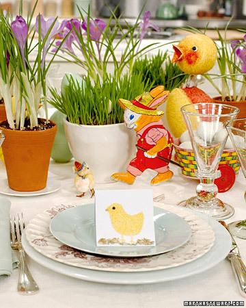 Decoración para Pascua