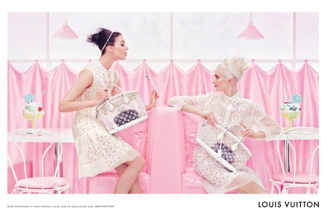 Louis Vuitton Spring- Summer 201