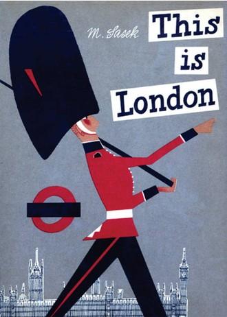 Londres en ilustraciones