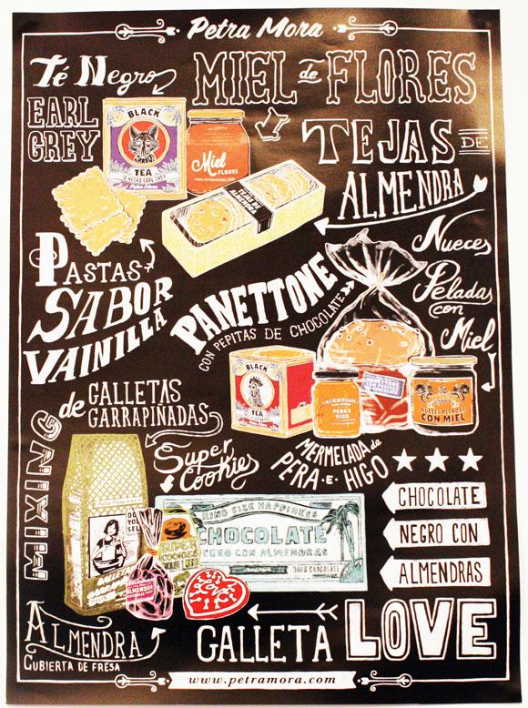 Petra Mora tienda de productos gourmet en Madrid