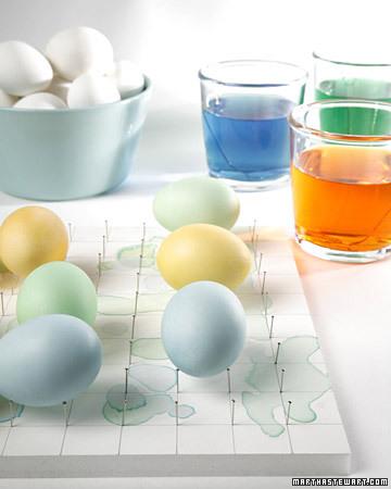 Cómo decorar un huevo de pascua